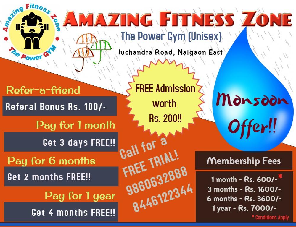 Amazing Fitness Zone