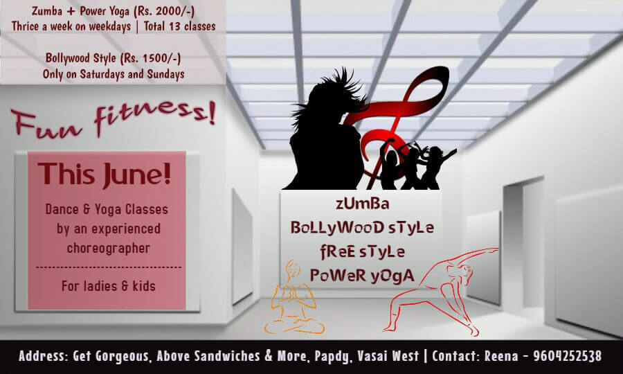 Get Gorgeous Dance Class Revised