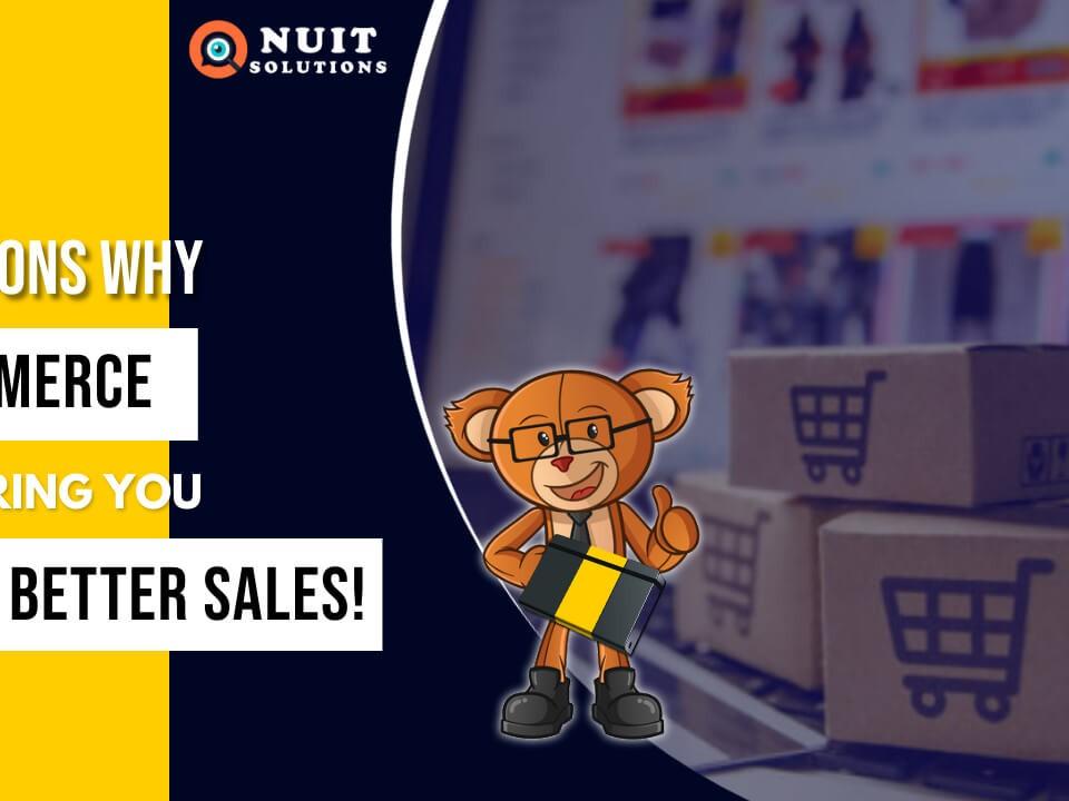e-commerce better sales